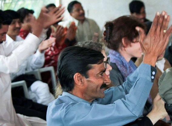 ART Adherence Unit, Nai Zindagi, Nai ZIndagi Islamabad, Nai Zindagi Trust Pakistan, AAU, Inauguration