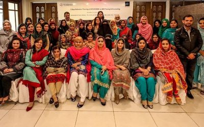Three days refresher training on HTC-C/FORW-Punjab