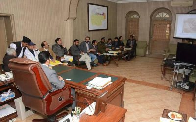 Sixth session of District AIDS Council, Bahawalpur