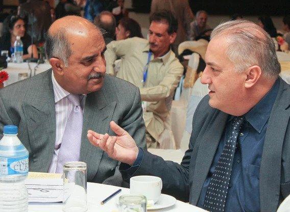H E Arshad Saad Khosa,