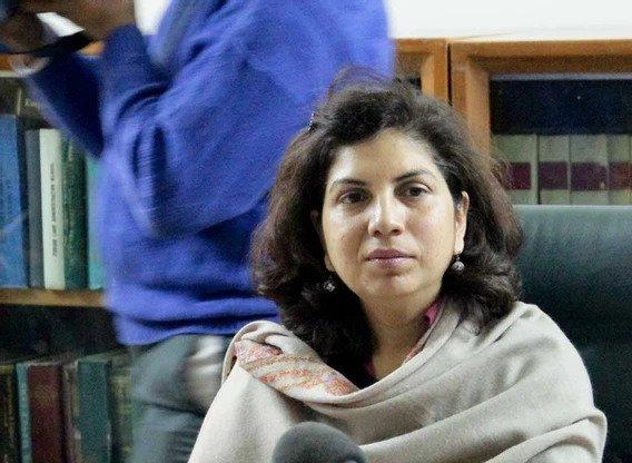 Dr. Farah Masood, District Coordination Officer (DCO) - Toba Tek Singh