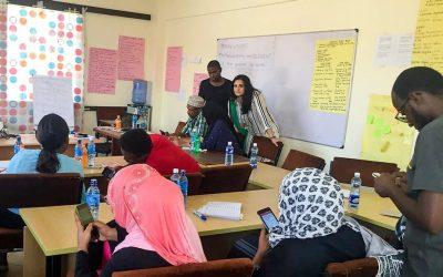 Training of outreach staff on implementation of Female drug user program – Kenya