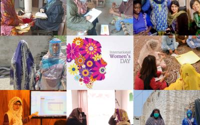 Women at Nai Zindagi